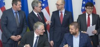Американская компания вкладывают $100 млн в строительство зернового терминала в Украине
