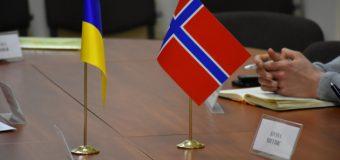 Представники Норвезької ради у справах біженців зустрілися з керівництвом Донеччини