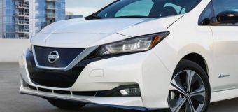 Nissan Leaf б'є рекорди продажів електромобілів у Європі