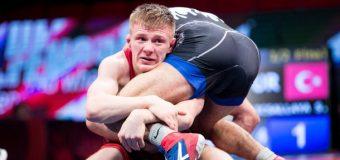 Український борець блискуче завоював нагороду на чемпіонаті Європи